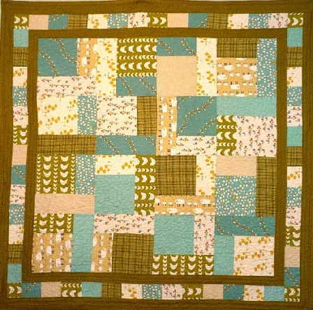 Big Sheep & Chickens Quilt