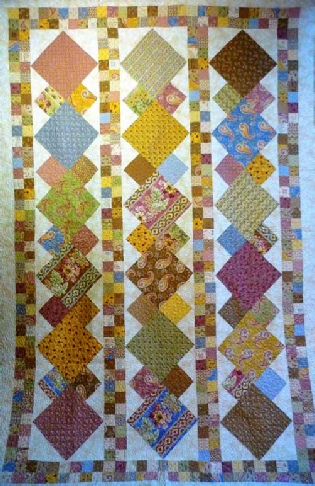 Big Waters Edge Quilt